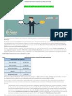 Importancia Del Valor Residual en La Depreciación (de u