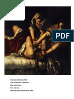 Artemisa Gentileschi.pdf