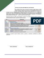 Acta Pactacion de Precios
