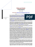 A Brief History of Holocaust Denial _ Jewish Virtual Library