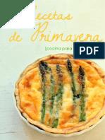 21 Recetas de Primavera - Cocina para emancipados- Marzo 2015.pdf
