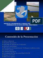 Proyecto de Conservación de Humedales de la Costa Central (PERÚ)