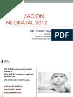 Reanimación Neonatal