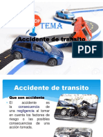 Accidente de Transito