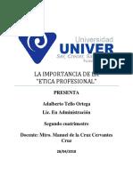 Informatica EticaProfesional Adalberto Tello Ortega