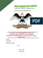 Monografia de Responsabilidad Social de La Empresaa Canas
