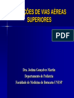 Infeccoes de Vias Aereas Superiores