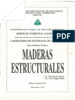 Maderas Estructurales de Nicaragua