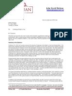 Willie Grayeyes Denial Letter