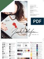 JACOB DELAFON – Catálogo Tarifa 2017