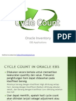 Cyclecount-