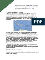 El Caribe y Pacifico