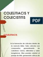 Adulto Colelitiacis y Colecistitis Diapositivas
