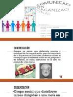 Comunicación Organizacional Expo Lic Merma