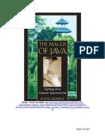 John Chang - O Mago de Java - Magus of Java - Autentico Taoista Imortal