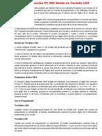 Programación PC 585 Desde un Teclado LED.docx