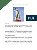 Biografia de Pedro Ignacio Muiba
