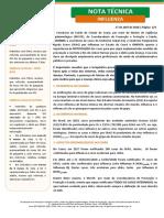 Nota TÉcnica Influenza 17-04-2018