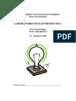 Laboratorio Elettrotecnica