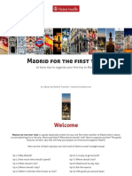 Madrid for the First Time v1.2 2018 Copy