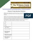 TWC 20Qs Worksheet