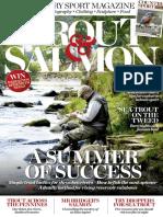 Trout & Salmon - July 2016