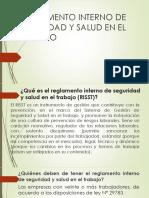 Reglamento Interno de Seguridad y Salud en El (1)