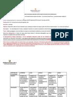 Rubrica Diario de Campo Practicas Educativas Especiales Primera Entrega Practica 1 Segundo Corte