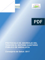 Protocolo Salud TDAH Andalucía
