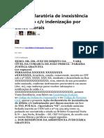 material inexistencia de débitos.docx