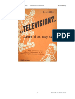 9 La Television Pero Si Es Muy Facil - Eugene Aisberg