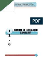 Manual de Ed.sanitaria