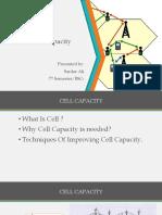 Cell Capacity 4orignl