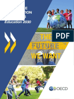 The future of education and skills