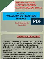 Sesion 1-2011-II Valor de Una Empresa Minera