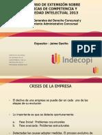 Jaime Gaviño - Derecho Concursal