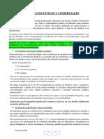 Contratos Civiles y Comerciales II