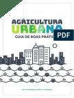 Cartilha Boas Práticas Agrícolas para a Agricultura Urbana