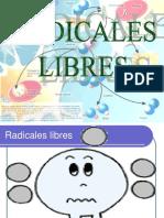 Metabolismo Radicales Libres