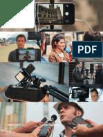 Manual de herramientas para periodismo móvil