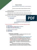 Reparo Tecidual Patologia geral