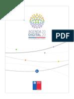 Agenda Digital Gobierno de Chile - Capitulo 5 - Noviembre 2015