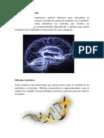 Método Neuroquímico Exposicion Psicofisiologia