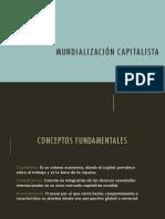 Mundialización Capitalista