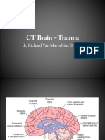 7. CT Brain Trauma - Dr. Richard Yan Marvellini, SpRad