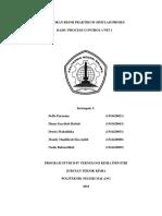 Laporan Resmi Praktikum Simulasi Proses Basic