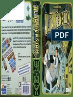 Alta Tension El Juego de Cartas VHS