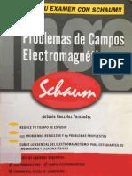 Problemas de Campos Electromagnéticos, Antonio González Fernández, Schaum