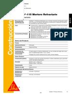 SikaRep-115 Refractario