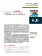 Cognitive Aging Report Brief
